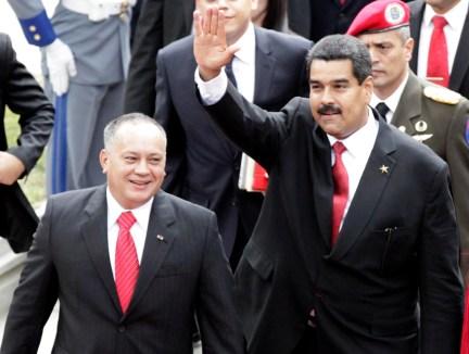 Posesión de Nicolas Maduro como Presidente de la República Bolivariana de Venezuela