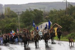 Prove false dietro all'Operación Andes: ancora accanimento verso i Mapuche