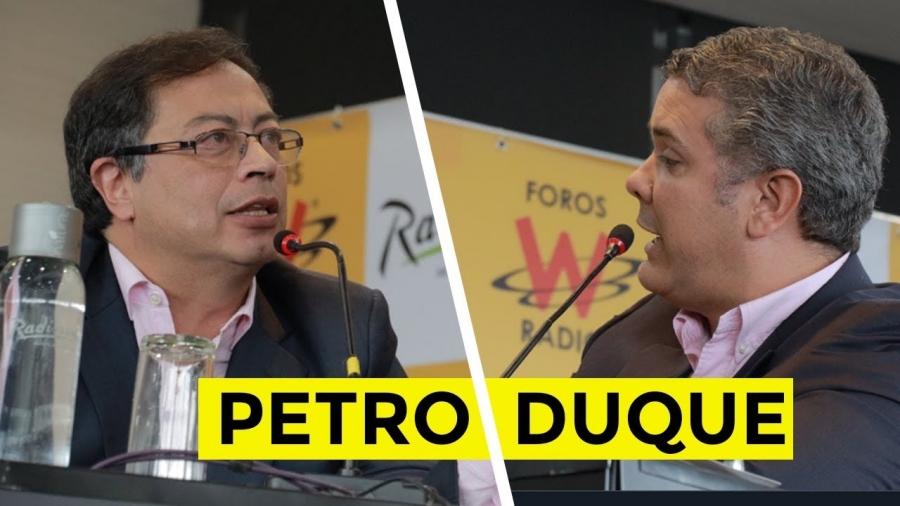 Petro e Duque