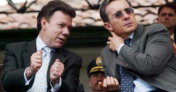 Santos e Uribe