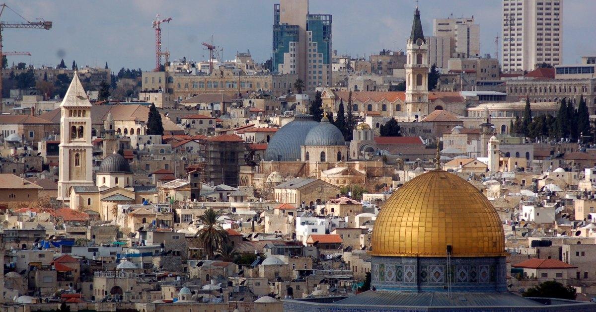 Gerusalemme e America latina