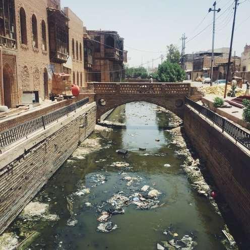 Canali di Basra