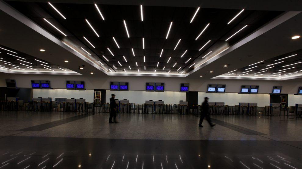 aereoporto sciopero argentina