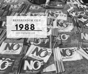 Ricorda 1988: il 5 ottobre il Cile dice NO alla dittatura