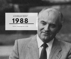 Ricorda 1988: Le riforme di Gorbačëv