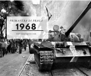 Ricorda 1968: Primavera di Praga