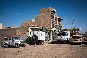 Nervi tesi al confine iracheno