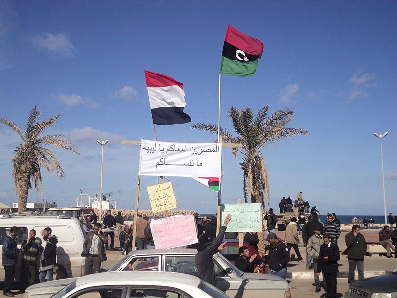 Egitto e Libia
