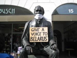 Libertà di stampa come tema conteso tra l'UE e Belarus