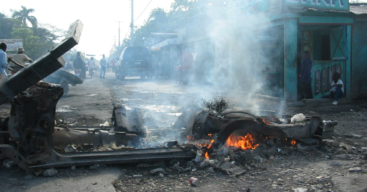 proteste haiti