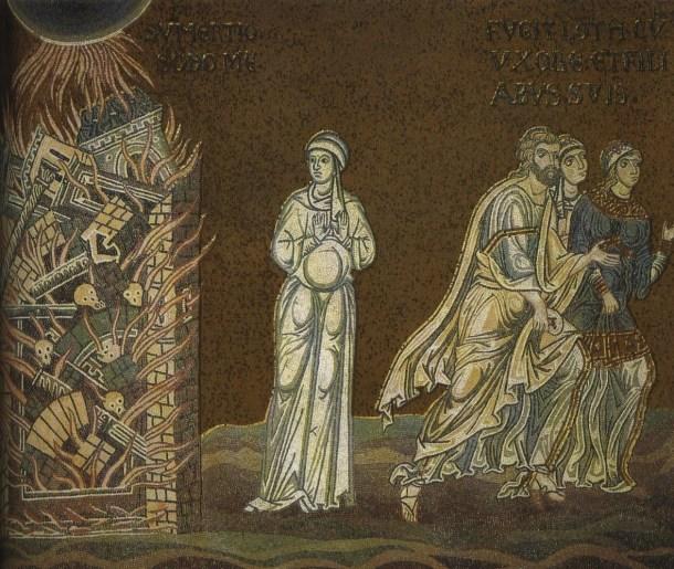 1. La distruzione di Sodoma e la fuga di Lot @Wikipedia