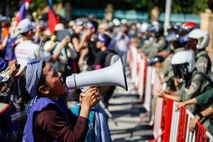 Cambogia, il Regno dei diritti negati