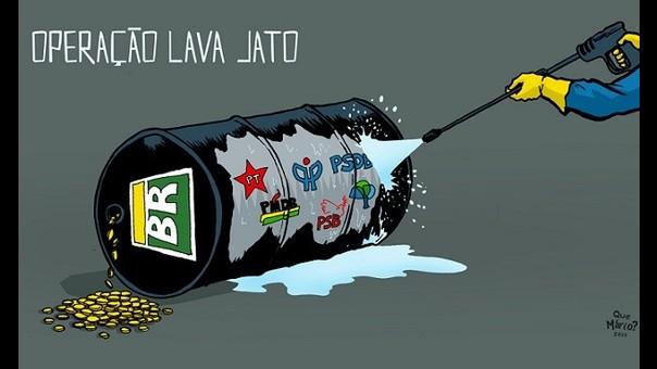 Vignetta Lava Jato