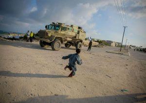 Mogadishu daylife