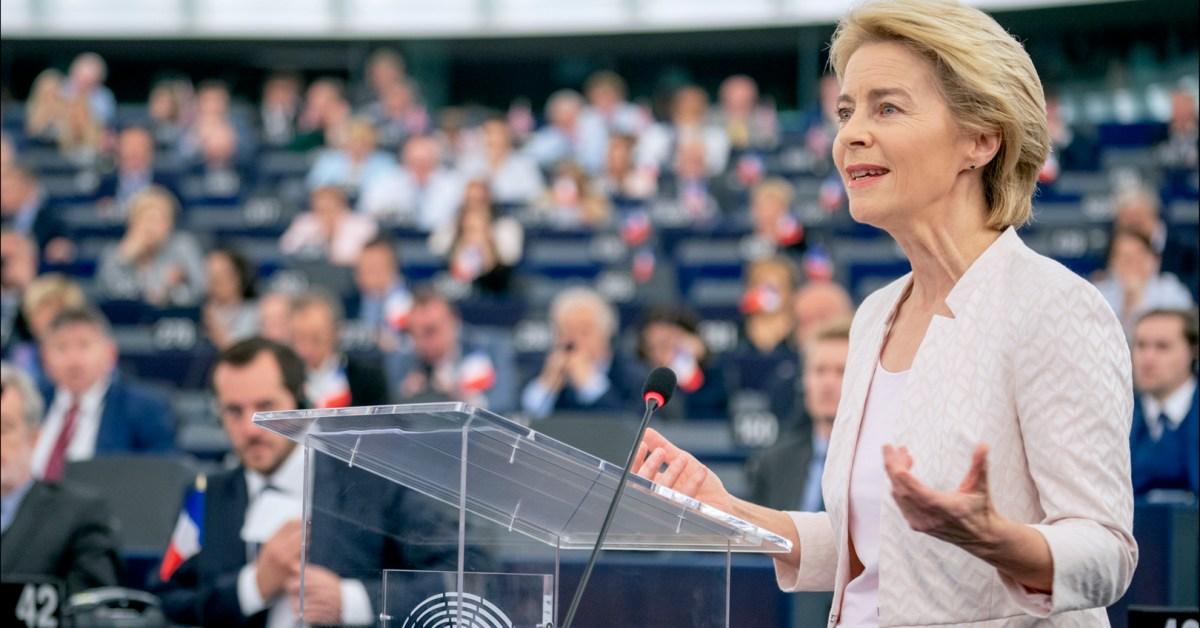 ritratto dei nuovi leader dell'unione Europea