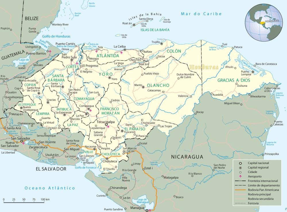 mapa-honduras