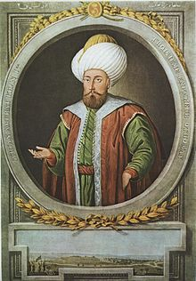 Sultano Murad I fon https://en.wikipedia.org/wiki/Murad_I