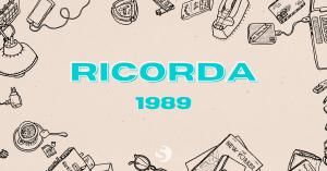 Ricorda 1989: il Protocollo di Montreal
