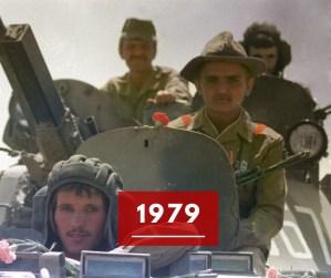 Ricorda 1979 – 1989: la guerra sovietica in Afghanistan