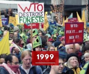 Ricorda 1999: Seattle e il movimento no-global