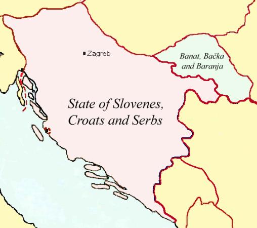jugoslavia 1918