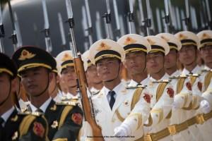 La Cina mostra i muscoli nello stretto di Taiwan