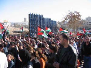 Vento di protesta in Giordania