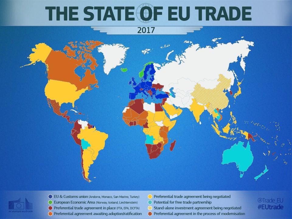 EU Trade Map