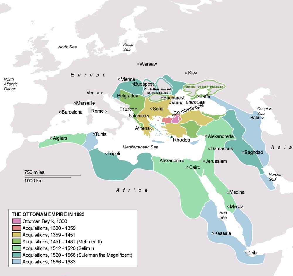 OttomanEmpireIn1683