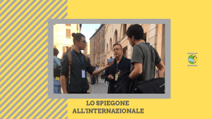 Lo Spiegone Internazionale: intervista a Grammenos Mastrojeni