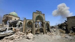 Mosul, cronache di una città in ginocchio