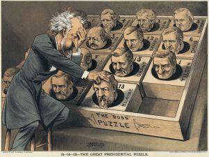 I partiti politici americani: l'Ottocento