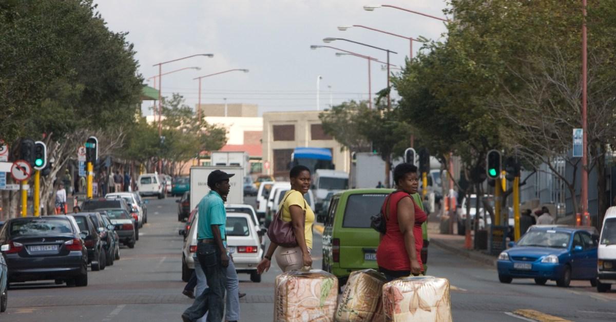 Migranti in Sud Africa