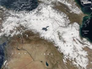 L'oro blu del Medio Oriente: una regione senz'acqua