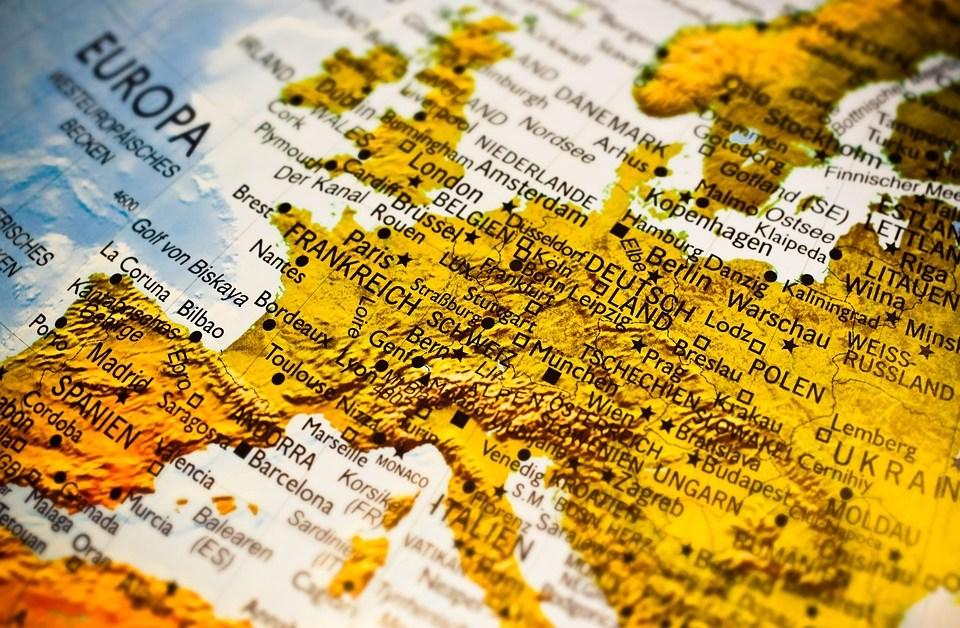 borders europe