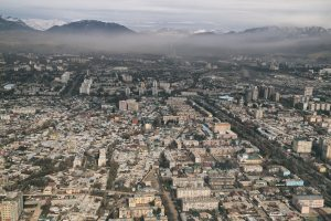 Le capitali dell'energia: Dushanbe in Tagikistan