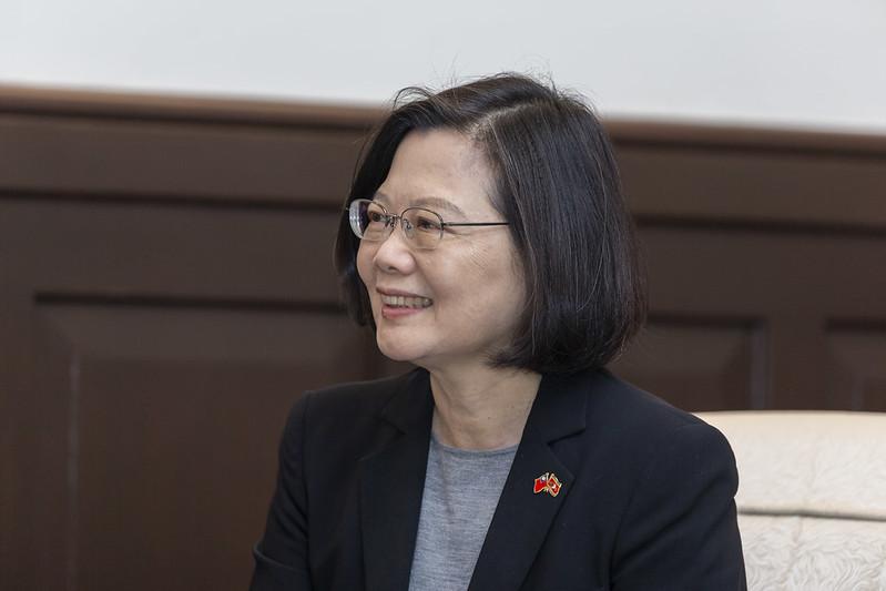 Tsai In wen