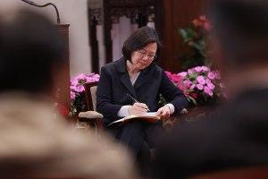 La dottrina Tsai: Taiwan sfida la Cina (ancora)