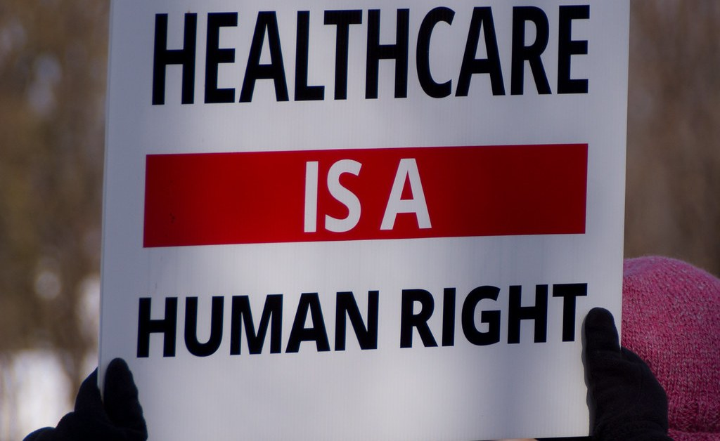 Health care is a human rights