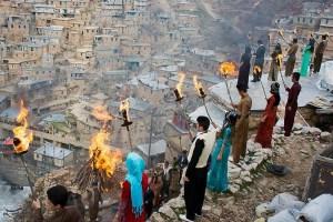 Ai margini del movimento curdo: i curdi iraniani