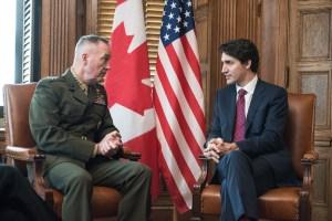 La politica estera di Trudeau