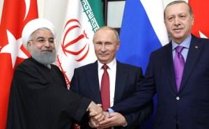 L'asse di ferro che domina la Siria