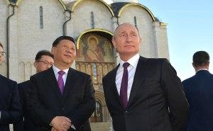La Cordiale Intesa tra Mosca e Pechino