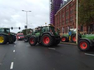 La marcia dei trattori nei Paesi Bassi e il futuro dell'agricoltura europea