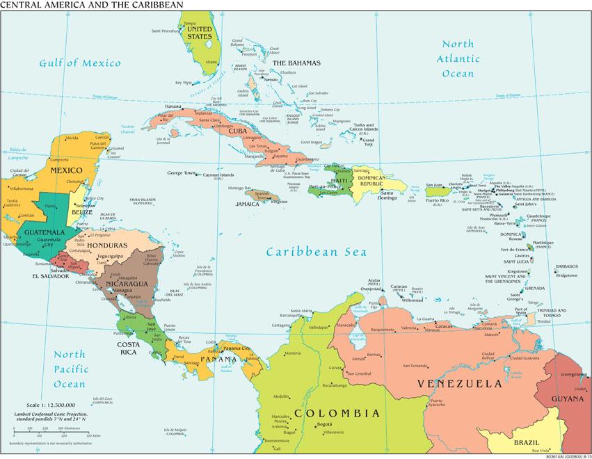 _Political_Central_America__CIA_World_Factbook