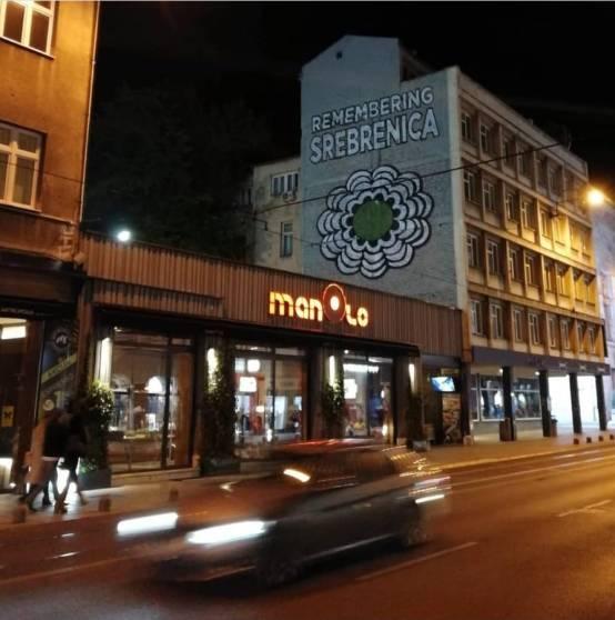 Sarajevo Srebrenica
