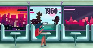 Ricorda 1960: Brasilia, da città inventata a capitale federale