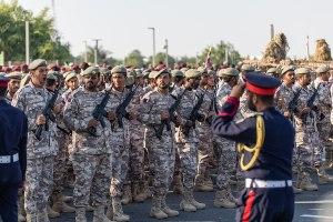 militari golfo