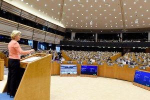Il discorso sullo stato dell'Unione: dopo la crisi, ricostruire l'Europa