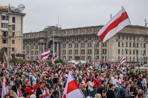 Il movimento di protesta in Bielorussia potrebbe avere qualcosa da insegnarci